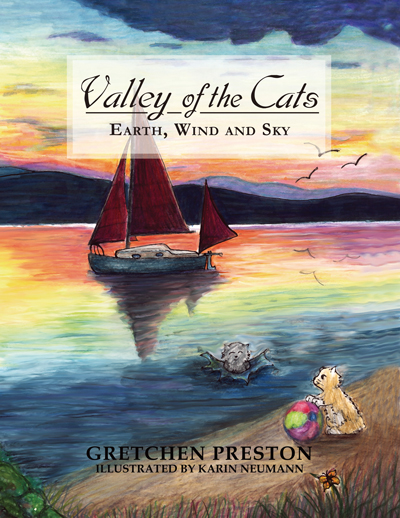 Preston Hill Press A website for a charming children's book series that I recommend people read.